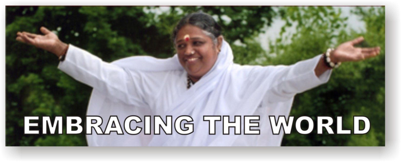 AMMA – Embracing the World